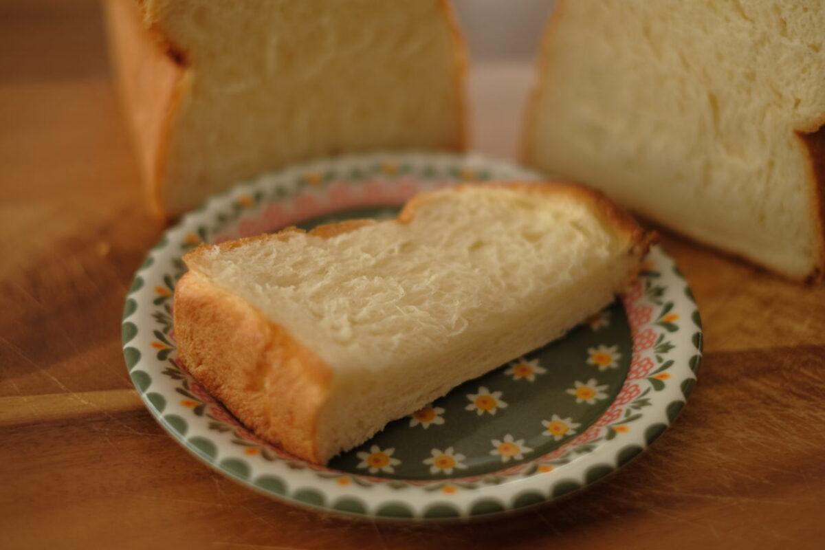 北欧バター食パン(北欧倶楽部)|生のまま