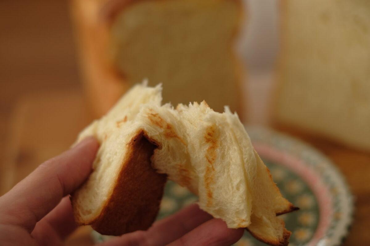 北欧バター食パン(北欧倶楽部)|トースト