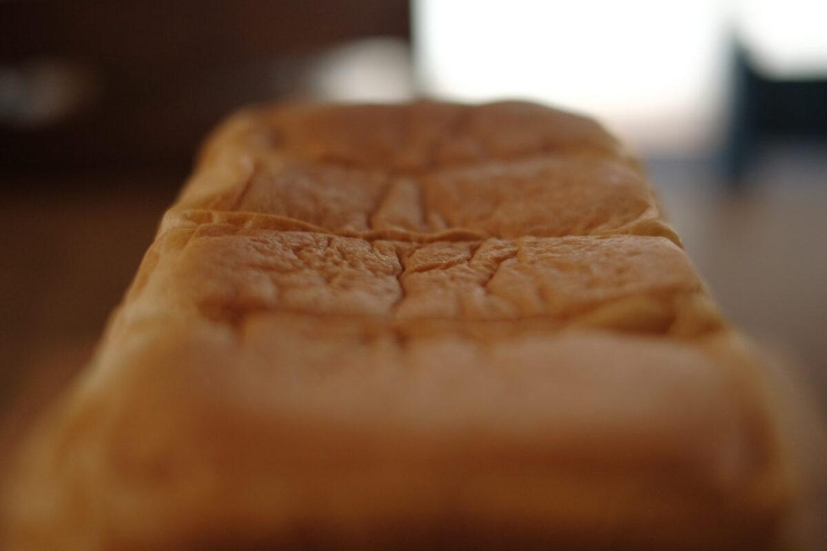 甘麹熟成食パン(AMACO CAFE) 表面