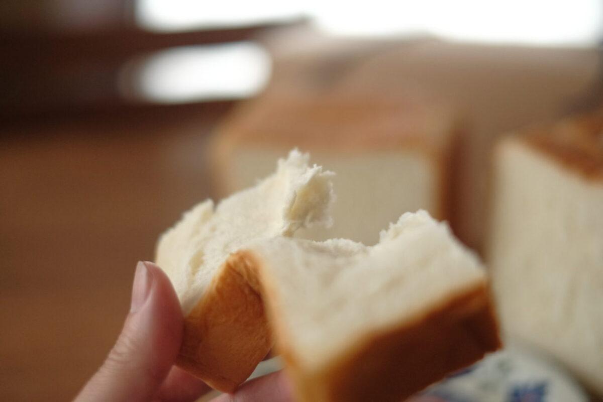 甘麹熟成食パン(AMACO CAFE) 生食
