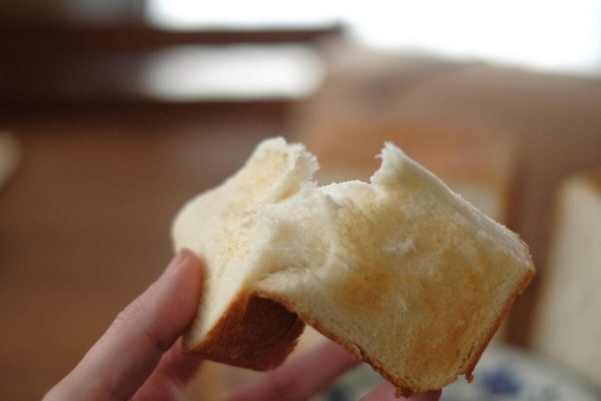 甘麹熟成食パン(AMACO CAFE) トースト