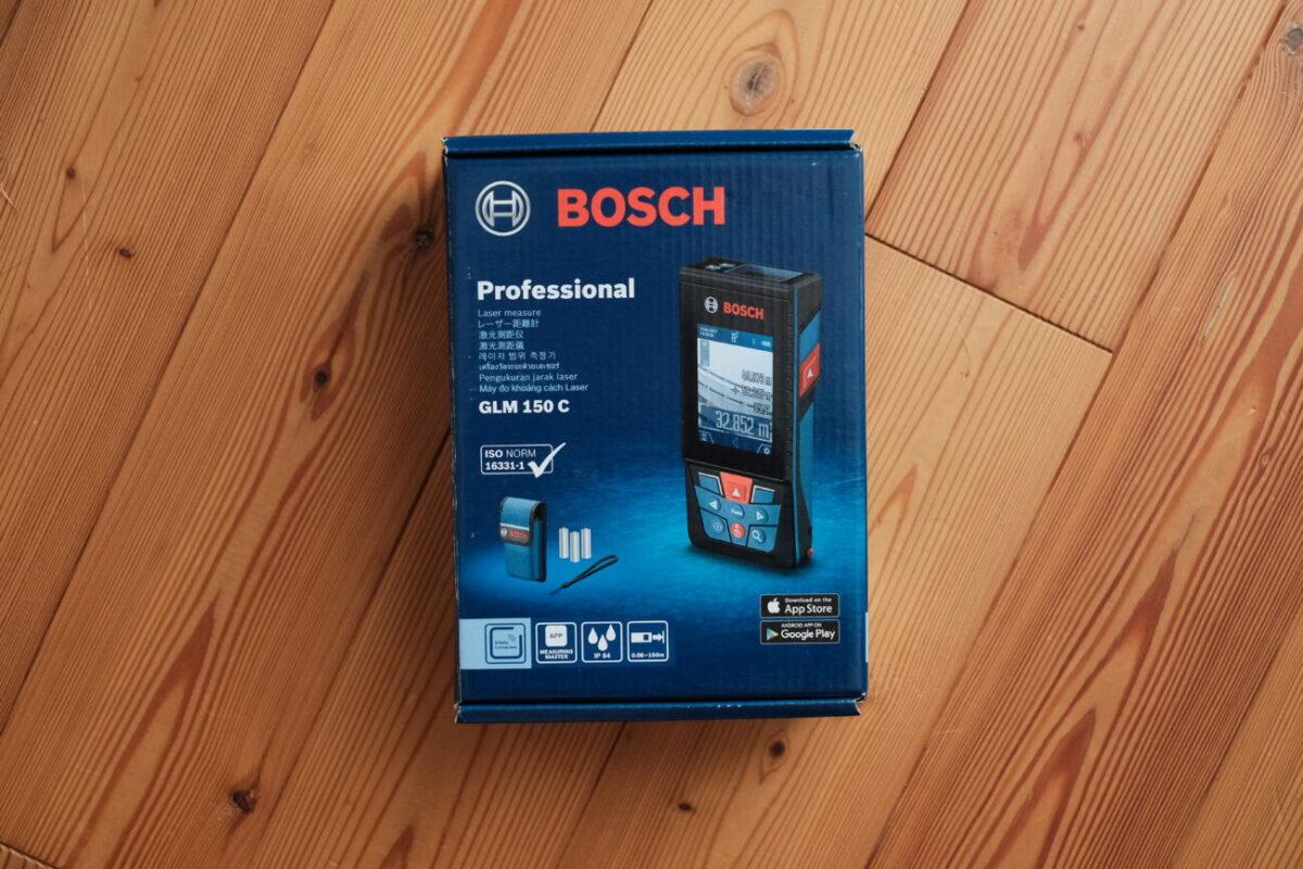 GLM150C Professional(ボッシュ)|外箱
