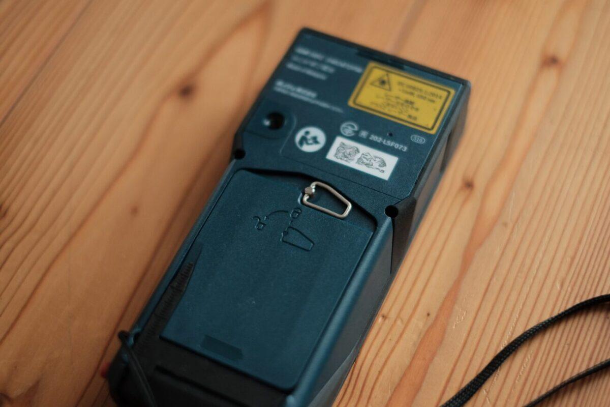 GLM150C Professional(ボッシュ)|裏面:電池収納カバー