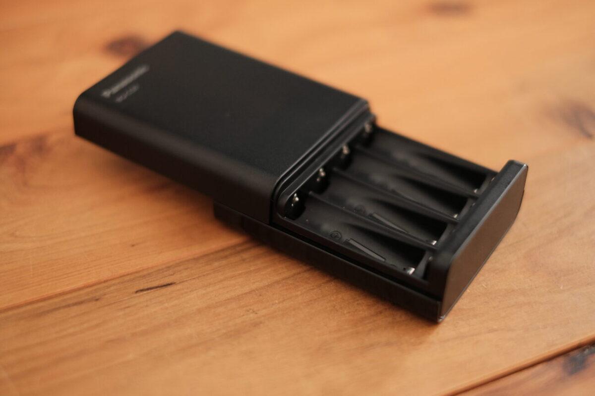 BQ-CC87(Panasonic)|スライド式カバー