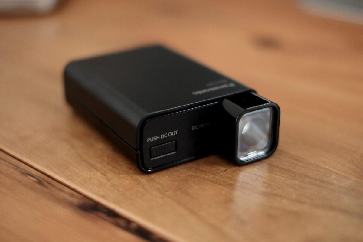 BQ-CC87(Panasonic)|LEDライト装着