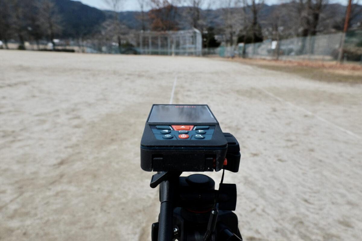 GLM150C Professional(ボッシュ)|50mで計測