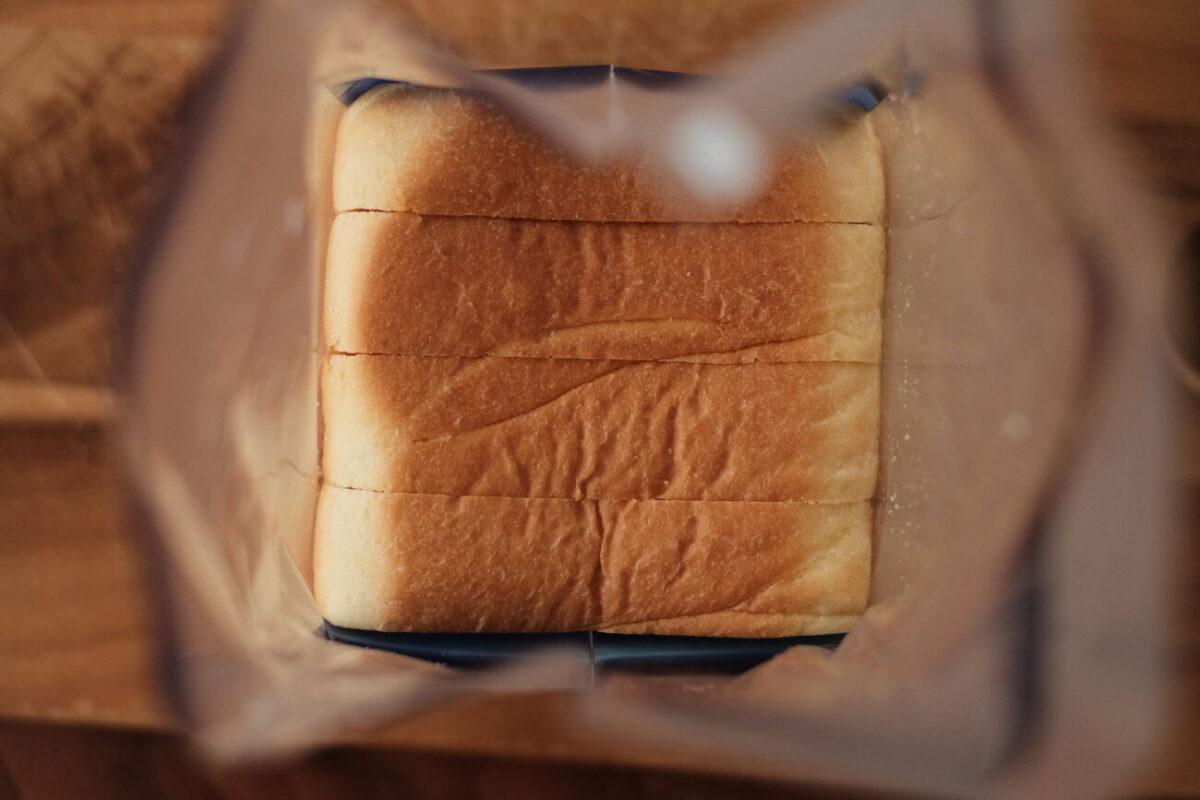 モスバーガーの食パン|4枚スライス