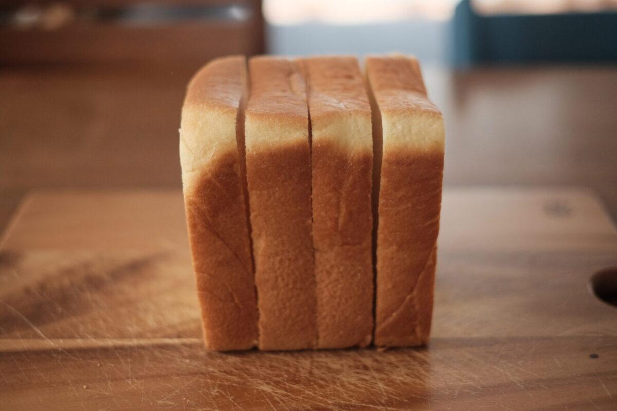 モスバーガーの食パン|1斤4つ切