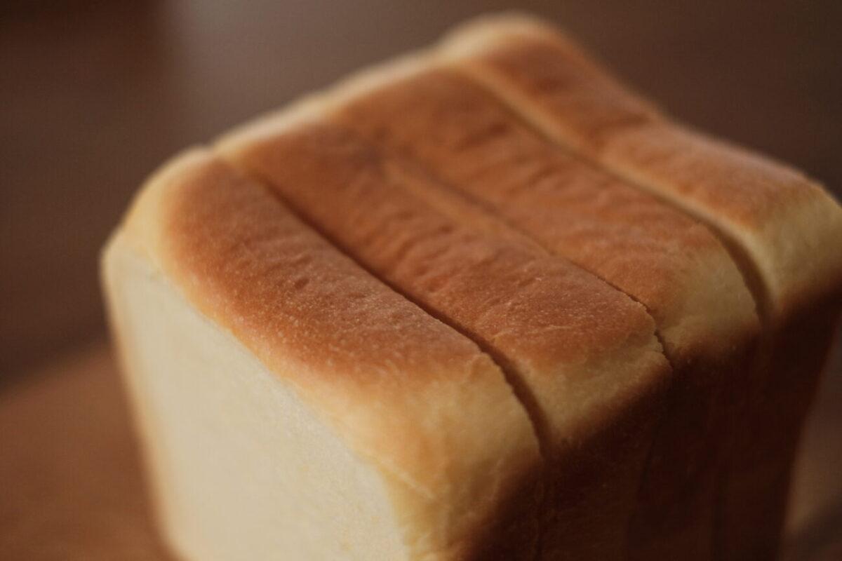 モスバーガーの食パン|焼き色