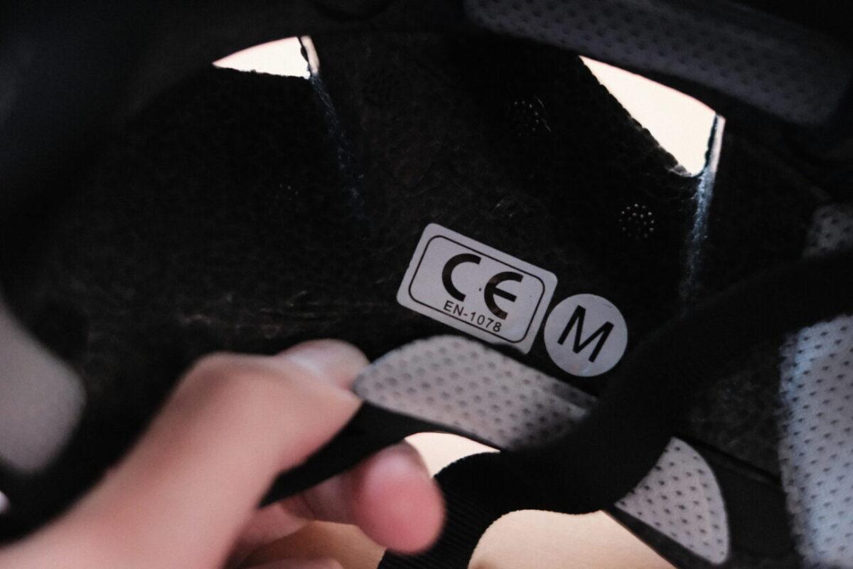 キッズ用スケボーヘルメット|CEマーク
