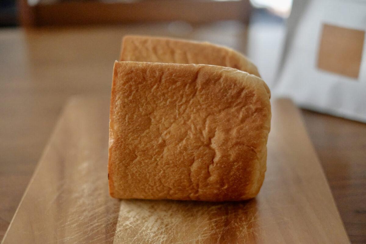 ねこねこ食パン(アンティーク)|横から