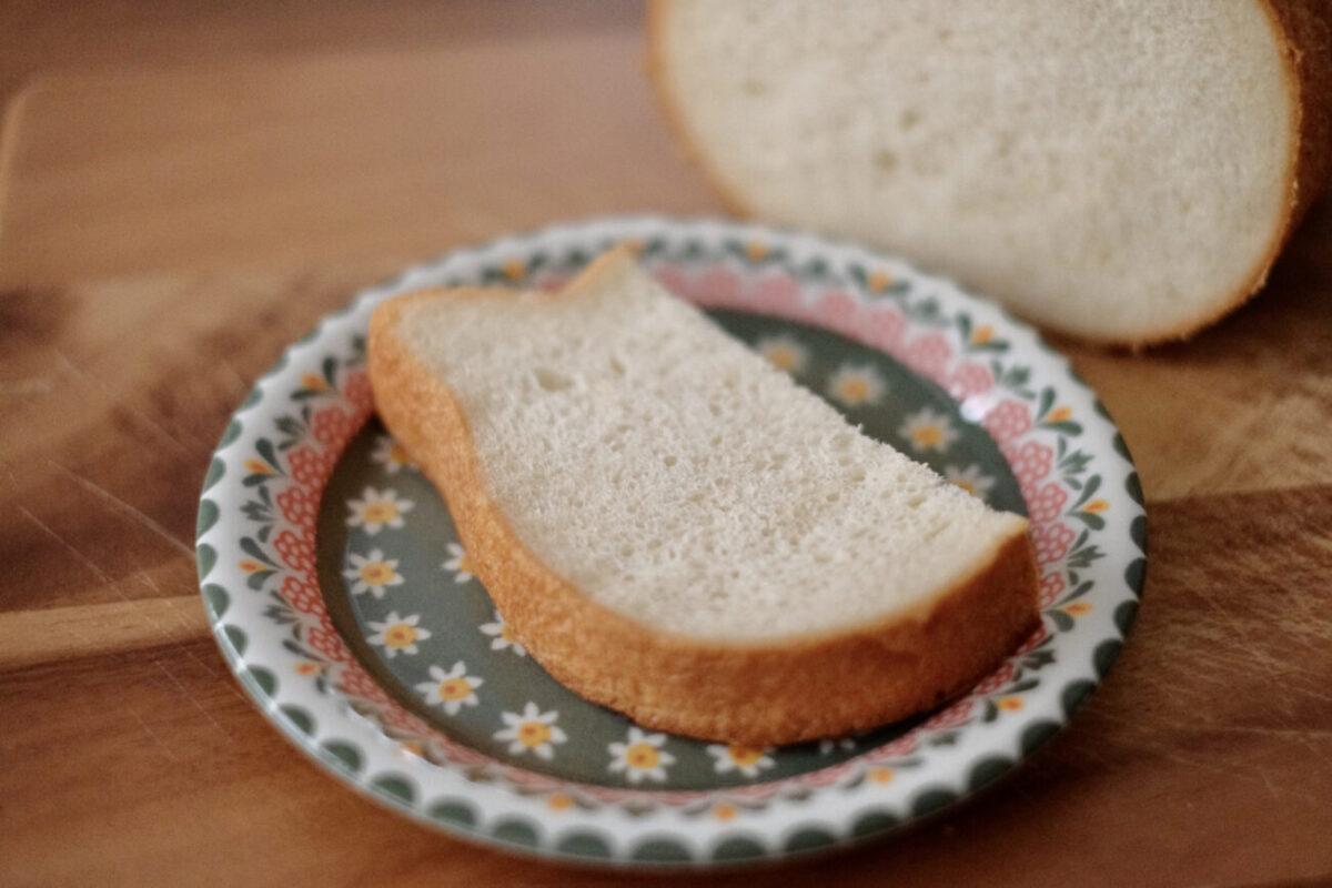 ねこねこ食パン(アンティーク)|生のまま