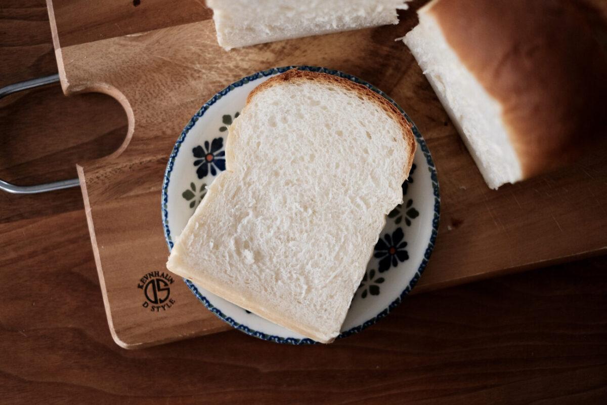 宝牧場しぼりたて工房(滋賀高島朽木)|ミルク食パン(イギリス)