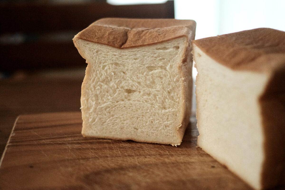Kame-pan(カメパン)|もちっと食パンの断面