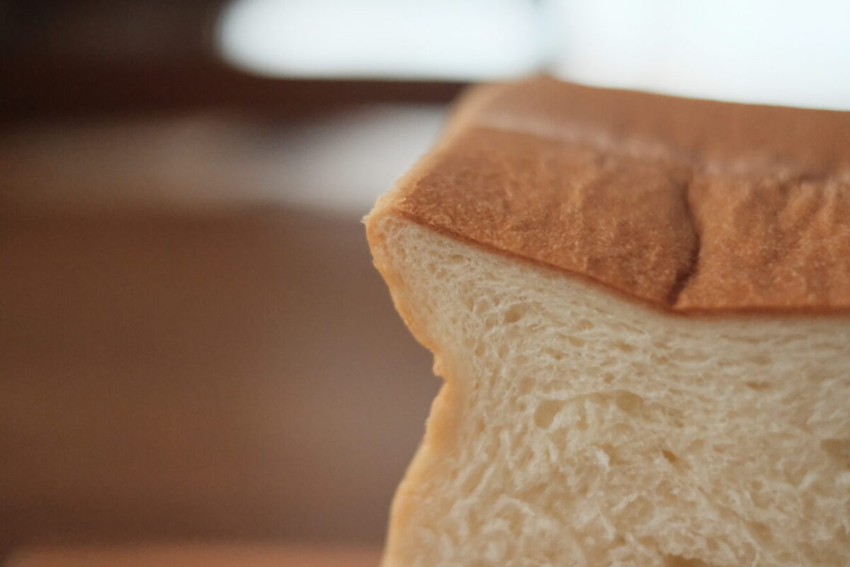 Kame-pan(カメパン)|もちっと食パンのクラスト