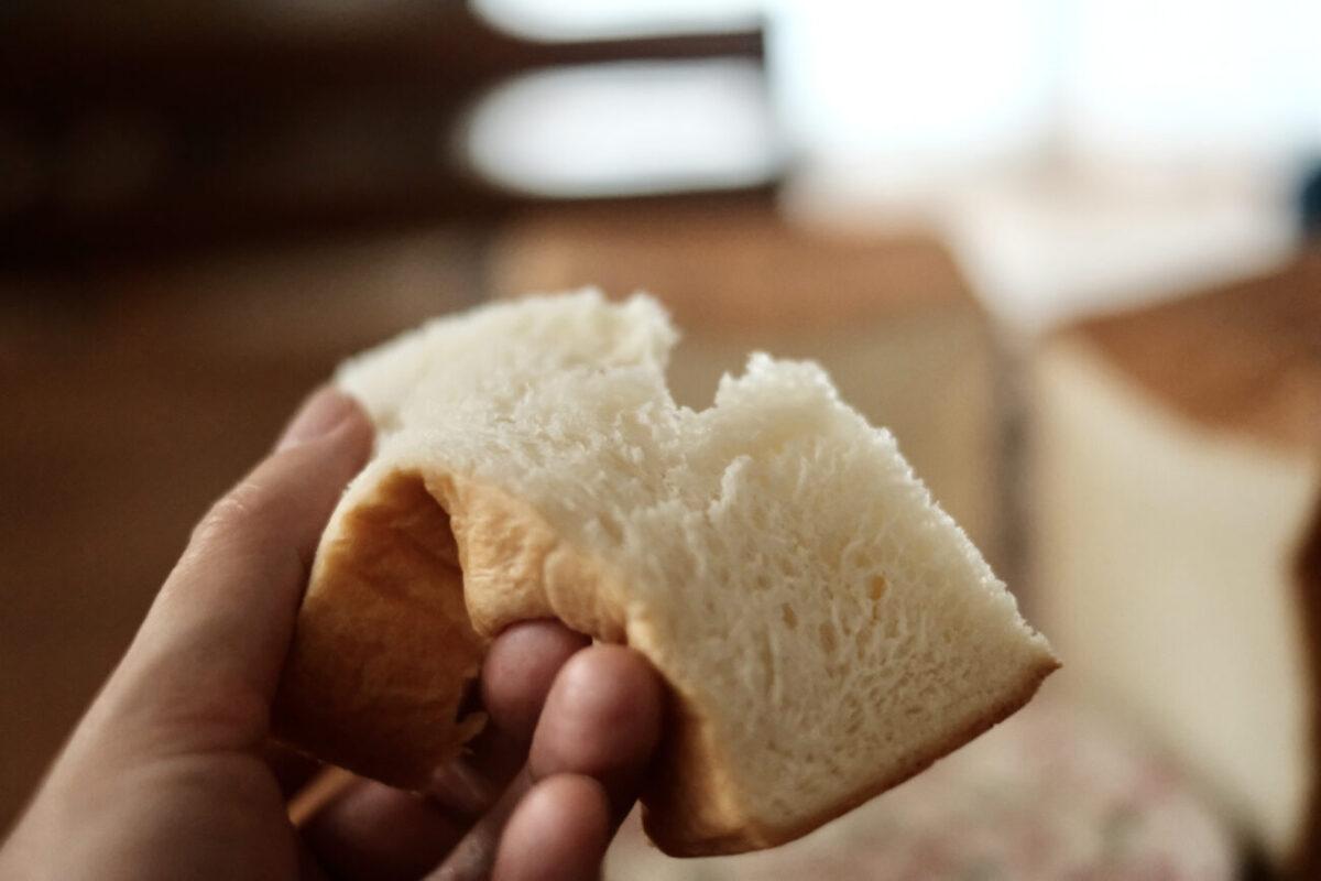 Kame-pan(カメパン)|もちっと食パンを生のまま