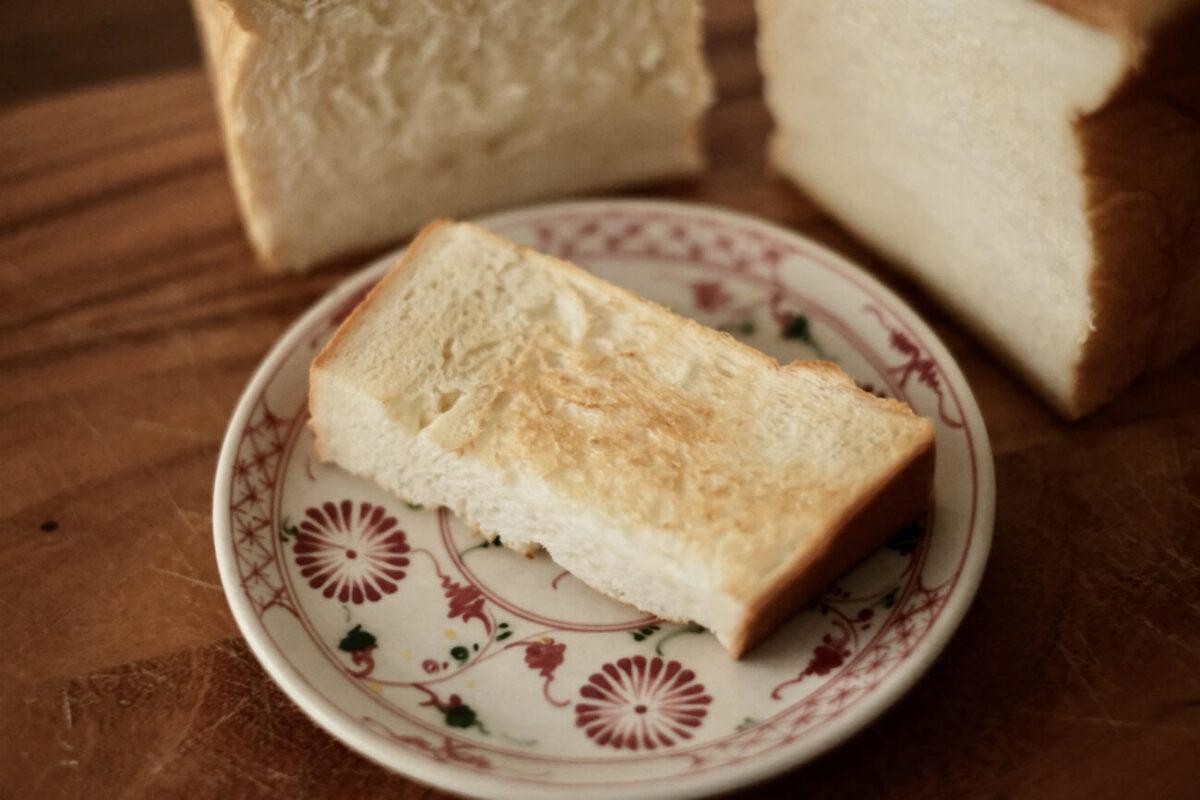 Kame-pan(カメパン)|もちっと食パンのトースト