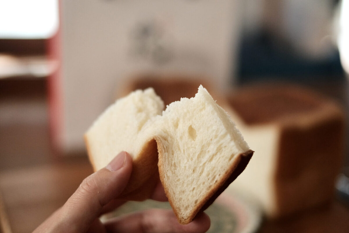 高級食パン専門店「北新地 忠み」|忠みの極「角」